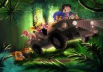 Cruising through the jungle by s0s2