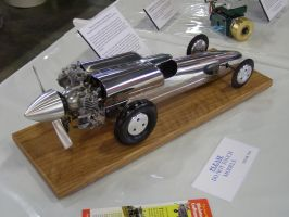 Radial Powered Tether Car by Jetster1