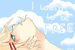 Finnia...I want to be free by SoulEvans