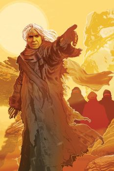 'Khan: Ruling in Hell' 4 by strib