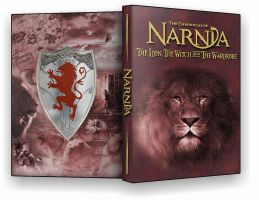 The Chronicles of Narnia DVD by renatoq