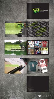 Self promo brochure by andreacardi
