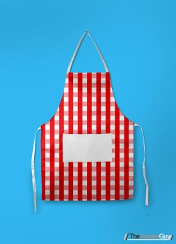 Hanging Apron Template by TheApparelGuy