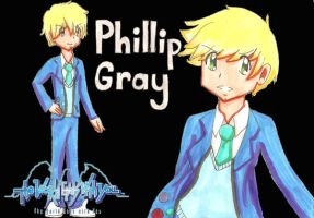 Hero: Phillip Gray by bright-as-a-button