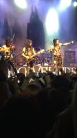Black Veil Brides Kerrang Tour Glasgow by murphycory
