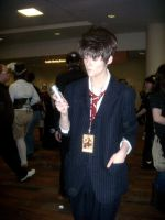 Doctor Who at Ohayo Con 2011 by ThunderFreak