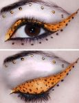 Cheetah Eyes by KatieAlves