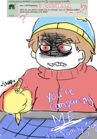 WHAT? by AskCartman
