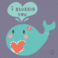 I Blubber You by liljeska