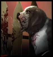 Cujo cover details by Dumaker