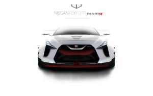 Nissan R36 GTR Nismo edition by wizzoo7