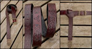 GoViking Belt by Wodenswolf