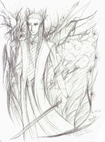 King Of The Woodland Realm by IChiTa--WiYa