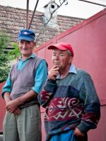 two people from the country by Gundhardt