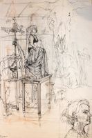Drawing II: Classroom Studies:2 by Chipo-H0P3