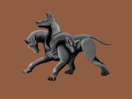 Cerberus Complete by Tallonis
