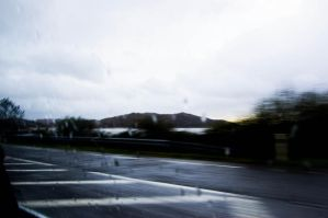 The Scottish Highway by Rawio