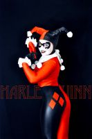 Harley Quinn by WindoftheStars