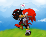Requests-knuxadow- Carry on by DarkGWD