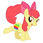 Best Zap Apple Jammer Ever by PerfectPinkWater