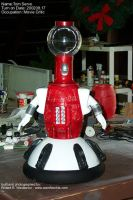 MST3K - Tom Servo by Martian-Tripod