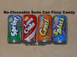 Re Closeable Candy Fizzy Soda Can Prop 2 by The-Modern-Maiden