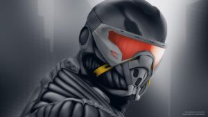 Crysis Wallpaper by IgorPosternak