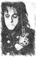 Alice Cooper by mikkha76
