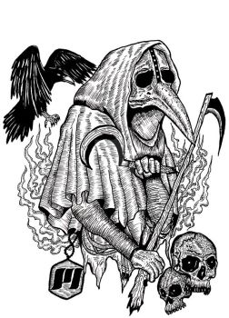Plague Doctor Mazel by zhie87
