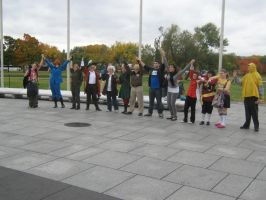 Hetalia Day DC Group Shot 2 by Frostpebble
