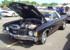 1972 Chevrolet El Camino SS by Mister-Lou