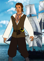 Will Turner by BohemianBeauty