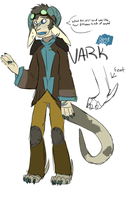 Vark is colorful by ZillanTheVillain