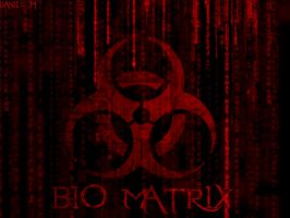 Bio - Matrix  ...Hazard... by cytherina