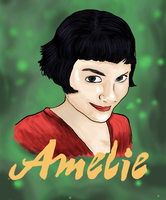 Amelie by Miss-Licorice