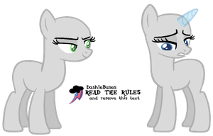 MLP Base: You and Dash make a better ship by DashieBases