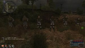 A small ex-monolith squad joins Duty. by LadyNaginiWesker