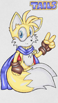 Art Academy Art: Heroic Tails by DragonQuestHero