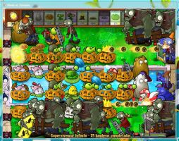 u_u Plants vs Zombies by ovtovaz