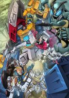 Beast Wars for sure by wordmongerer