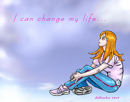 I Can Change My Life by debbiechan