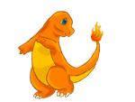 Squishy's Charmander by CubeLover