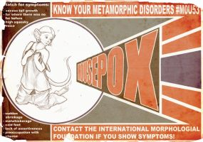Mousepox by nothere3