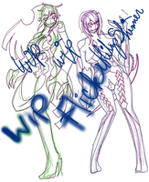 Mother Blade WIP by flickrBLITZshimmer