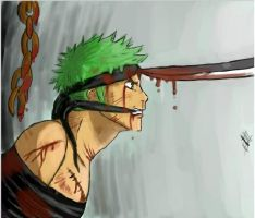 Zoro Tortured by 191195