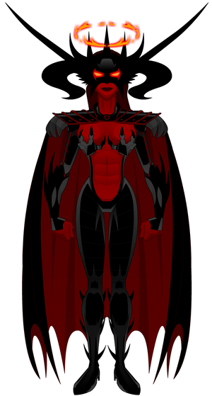 TW Villain: The Infernal Empress