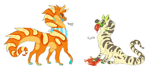 Fisherman Friends Adopts (closed) by Rivertonic