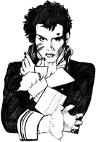 Adam Ant by rfb-rules
