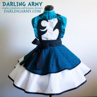 Midna Legend of Zelda Cosplay Pinafore by DarlingArmy