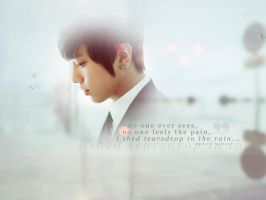 C.N Blue - Jung Yong Hwa by la2bluey